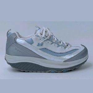Skechers Walking Sneakers Shape Up Toning Exercise